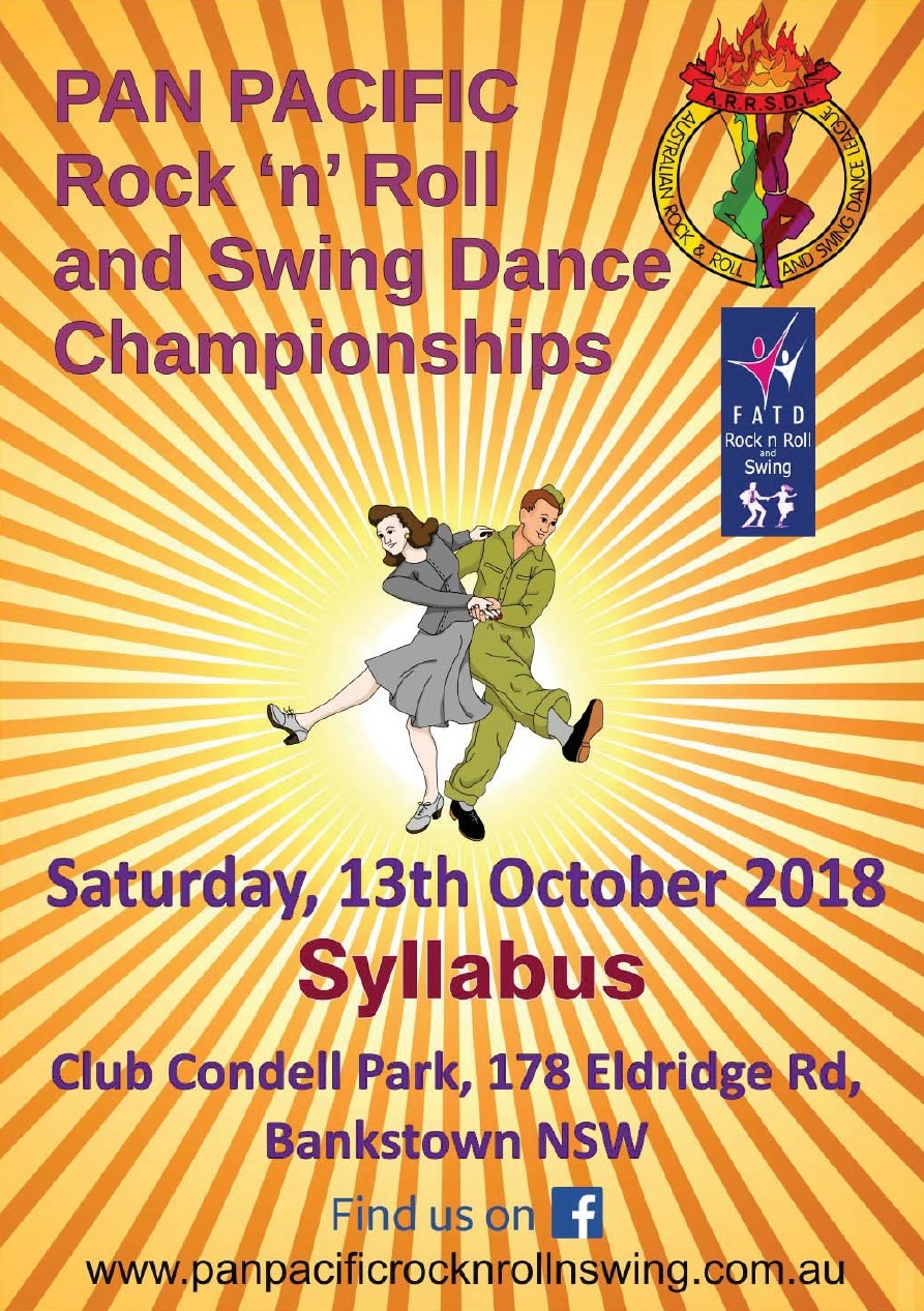 Pan Pacific Rock n Roll and Swing Dance Championship